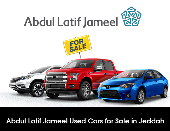 Abdul Latif Jameel Used Cars for Sale in Jeddah 2017