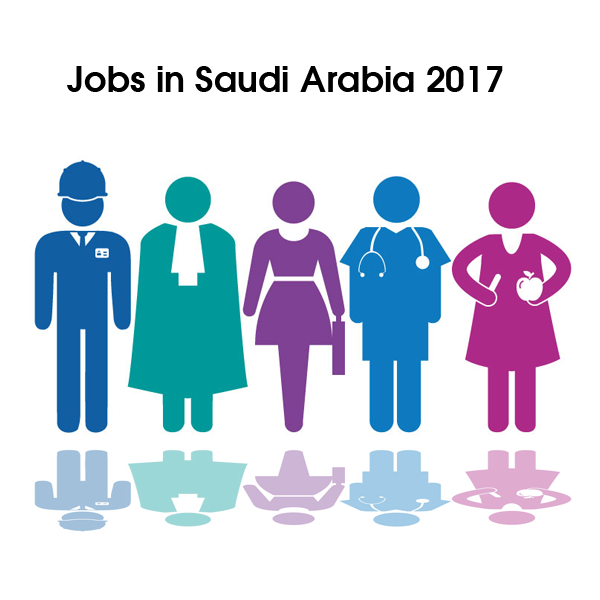New Jobs in Saudi Arabia 2017, Riyadh, Jeddah